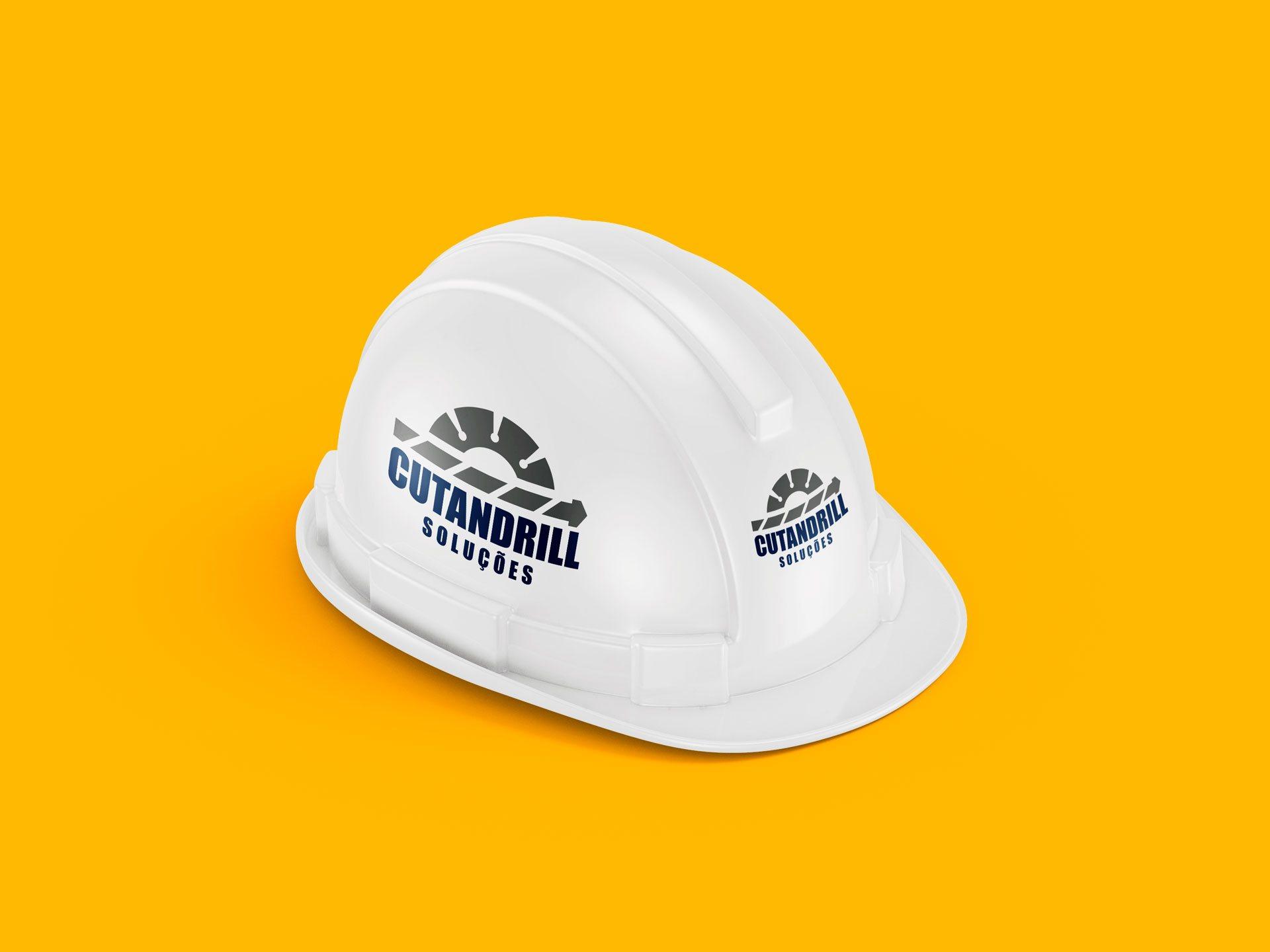 Cutandrill Capacete Construção